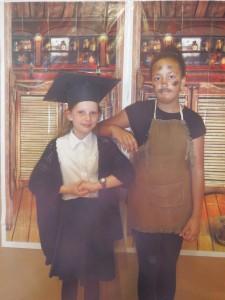 blacksmith and teacher